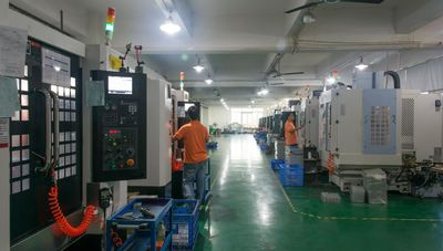 SHENZHEN JC RAPID MFG FACTORY